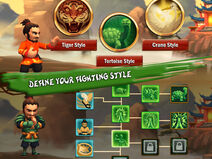 Define your Fighting Style