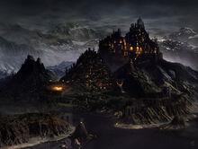 Medieval city by Geistig