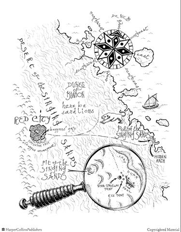 File:Sandrider Desert of the Singing Sands Map.png