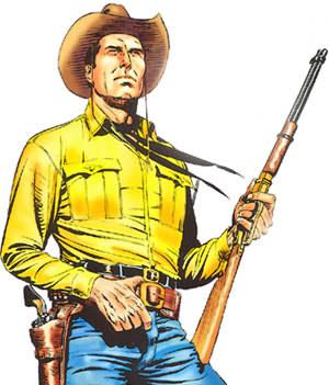 Risultati immagini per Tex Willer