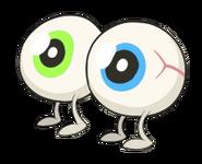 Meaty-eyes