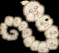 Worm-babies