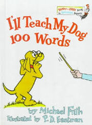 I'll teach my dog 100 words