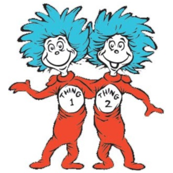 thing one and thing two dr seuss wiki fandom powered by wikia