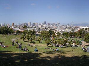 Parks in San Francisco