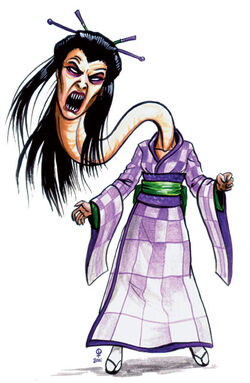Rokuro-kubi