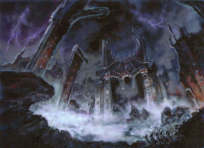 Shattered Temple by Nicole Ashley Cardiff-D&D 4ed (2009-09) WOTC - Dungeon Master Guide 2 (WTC242060000)