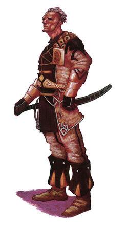 Cleric of Dracanish