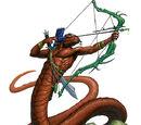 Yuan-ti święty strażnik