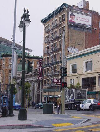 Hotel Boyd