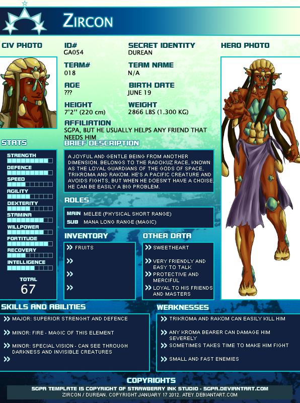 Durean profile by atey-d3jdo6u
