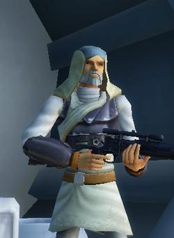 Rage Smuggler