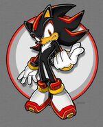 Shadow hedgehog