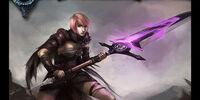 Viska, The Scarlet Blade