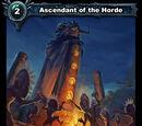 Ascendant of the Horde