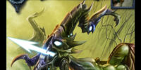 Beetle Demon Bow
