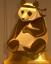 Karate Panda (Bronze)