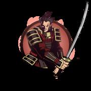 Man long katana