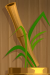 Empty Bamboo (Bronze)