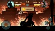 Shogun Defeat