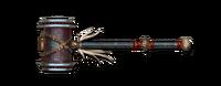 Weapon northern hammer