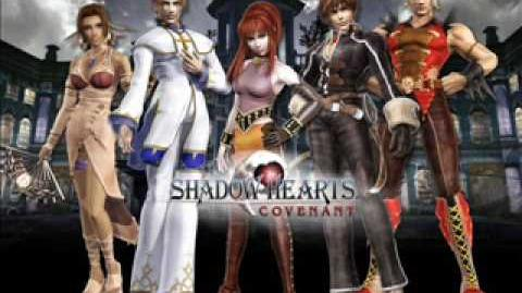 Shadow Hearts Covenant OST - Map of Europe ~ Old Smudged Map