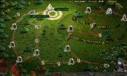 SLO - Quest 39 - Osim Plain - route map