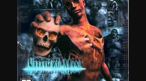 Shadow Man Soundtrack - Asylum Playrooms