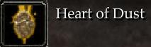 Heart of Dust