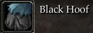 Black Hoof