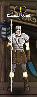 Khalarant guard