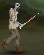 Vermit Catacomb Man