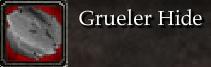 Grueler Hide