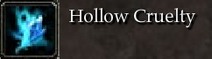 Hollow Cruelty
