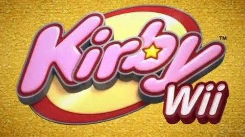 Kirby Wii Official E3 Trailer