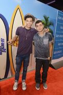 Roshon-fegan-adam-irigoyen-d23-expo-august-9-2013
