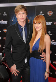 Bella-thorne-Bristan-at-the-avengers2012premieres