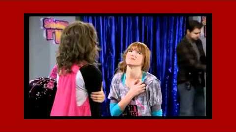 Shake It Up Gece Moments