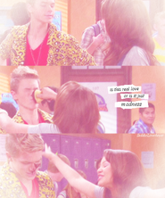 Rocky and gunther shake it up is this real love