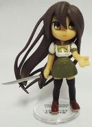 Palm Characters Dengeki Bunko Characters Shana black hair