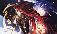 Anime Poster Illustration 1