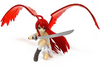 Yujin SR Series Shana Flame-Haired Burning-Eyed Hunter secret