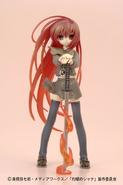 Yamato Shana Unmei figure