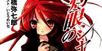 Shakugan no Shana Light Novel Volume 14