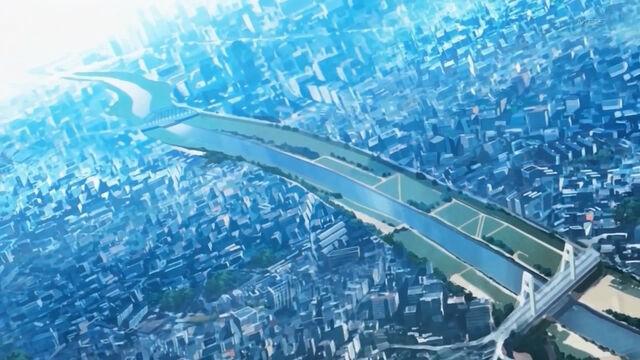 File:Misaki City Mana River.jpg
