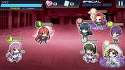 Mahouka Lost Zero Boss Battle