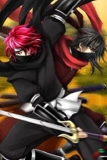 Hotaka - Ninja Playing Ninja?! Act 2