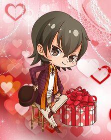Noritsune Taira - Valentine's Day Chibi