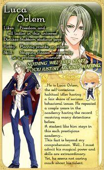 Luca Orlem character description (1)