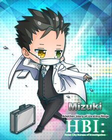 Mizuki - Modern Chibi